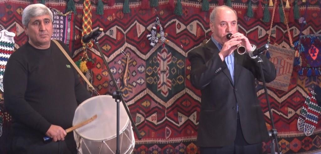 Возрождение музыкальной культуры курдского народа