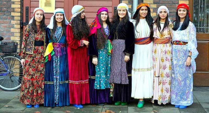 Курдские лирические песни
